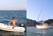 Photo of Sailing Nandji, Ep 165 – Tender Love. Because Dinghies need Loving too