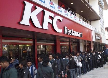 KFC Pizza Hut shut doors in Nepal