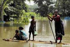 60 thousand affected, more coming as flood season hits Assam