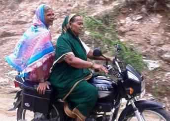 Elderly women in India: facing abuse?