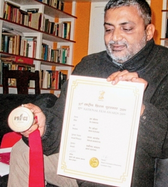 Shillong filmmaker returns award