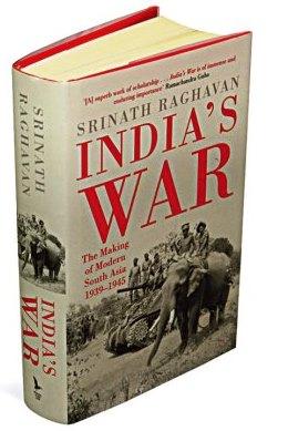 Uncomfortable but Actual : Raghavan's book on India's War
