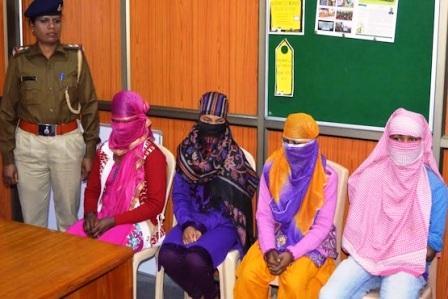 Catholic NGO rescues Trafficked Tribal  Women