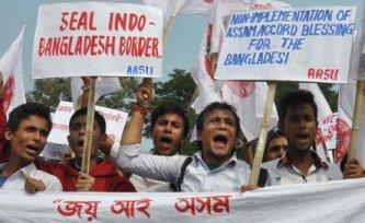 What will Assam do about 40 lakh Aliens?
