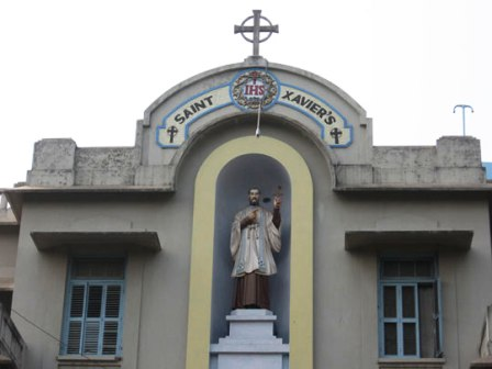 St Xavier's  Patna, a wonderful institution says former High Commissioner
