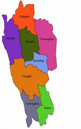Mizoram will soon have a new Act to check illegal immigrants
