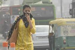 Air Pollution responsible for more death among all other health risks in India