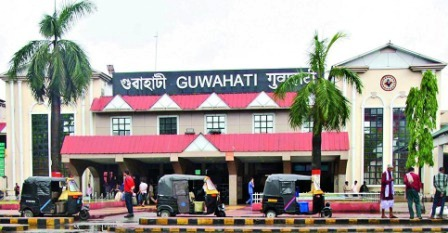 Gawahati Railway station becomes the First ISO certified railway station in India