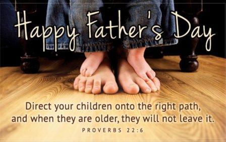 Dad's Day, essentially Catholic!