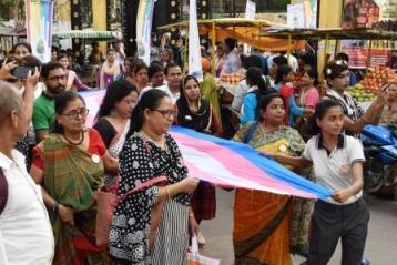 Patna's Pride event- some glimpses