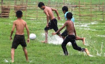 Sports Minister promises more bounce for Beautiful Game