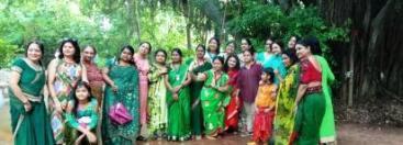 Tree- friendly 'Saawan Mahotsav' in Patna
