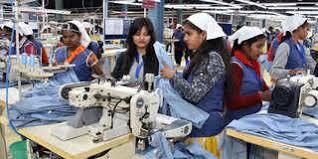 Textile industry advertises Job Loss!