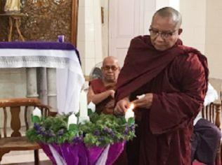 Religious leaders shouldn't spread hate, says Burmese Monk