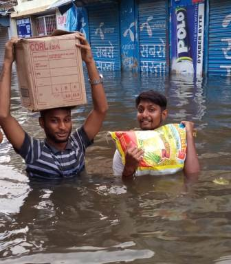 From Patna :A waterlogged political ideology?