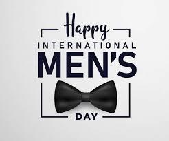 Let's celebrate Men!