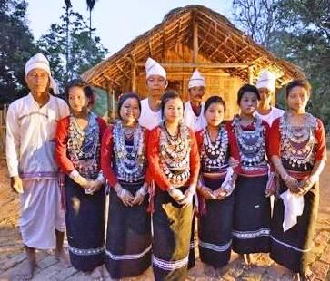 34,000 Bru-Reang Refugee to be settled in Tripura