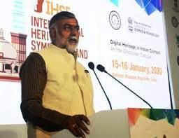 Indian heritage in Digital Space