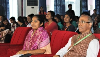 Women's rights are a must for an equal future': Nun lawyer tells students