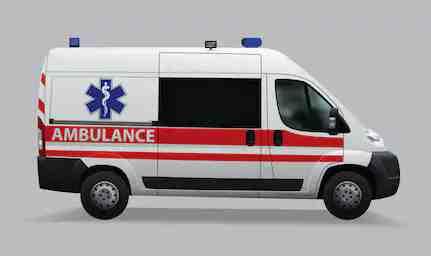 UP Ambulances back on road