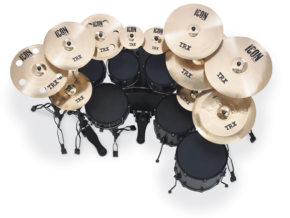 TRX Cymbals Now Available At Guitar Center By Special Order