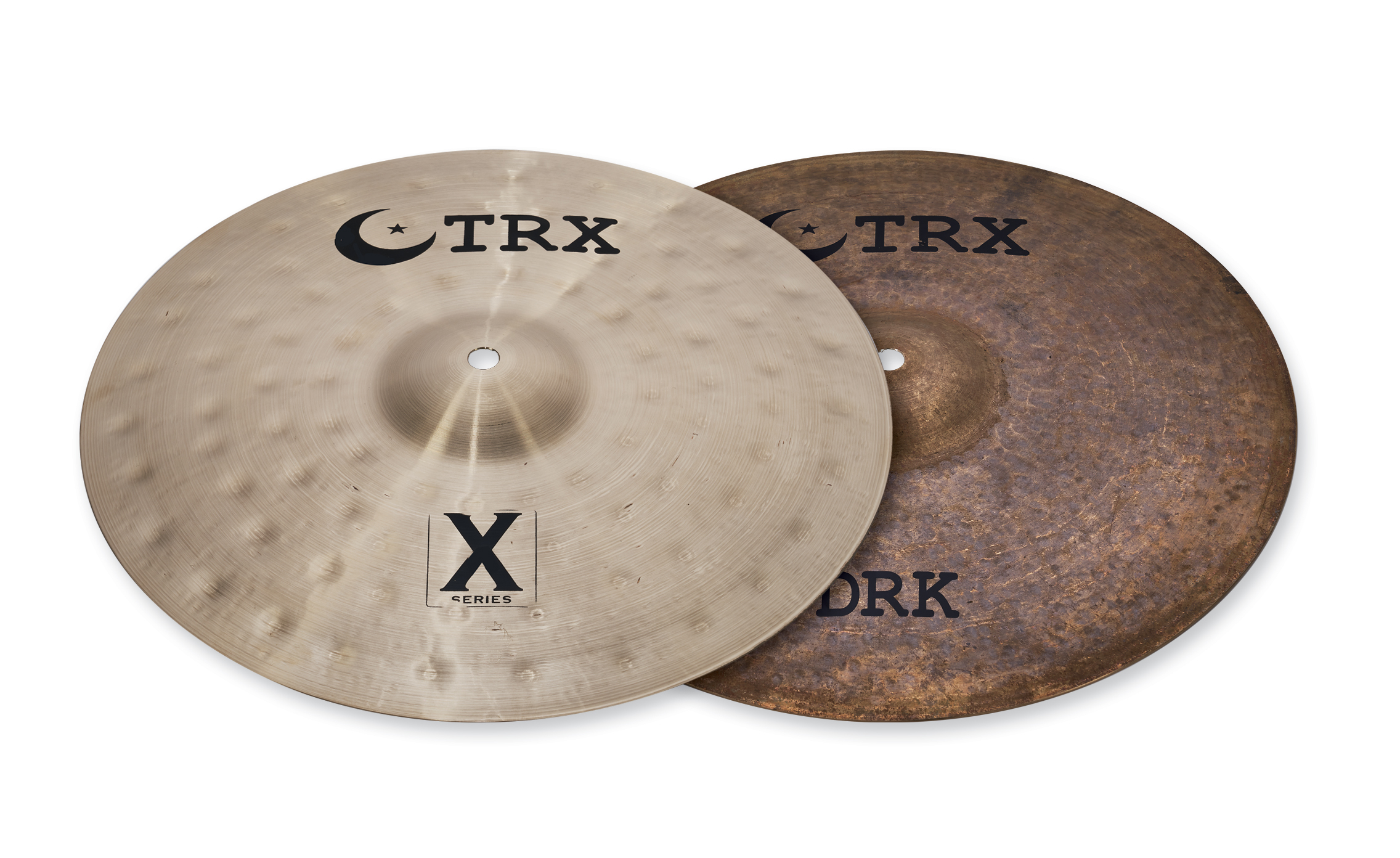 """New """"DRK-X"""" Cross-Matched High-Hats From TRX."""