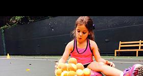Beginner Class (Red/Orange Ball)