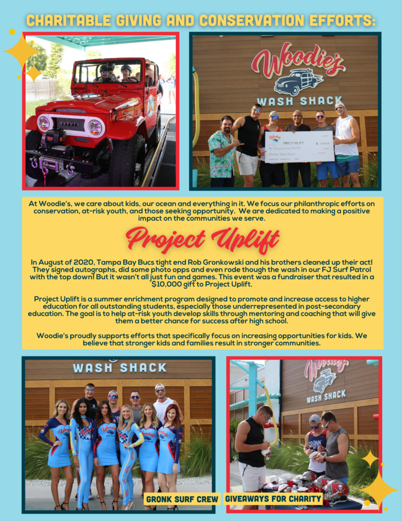 Woodie's World, October 2020, Page 3