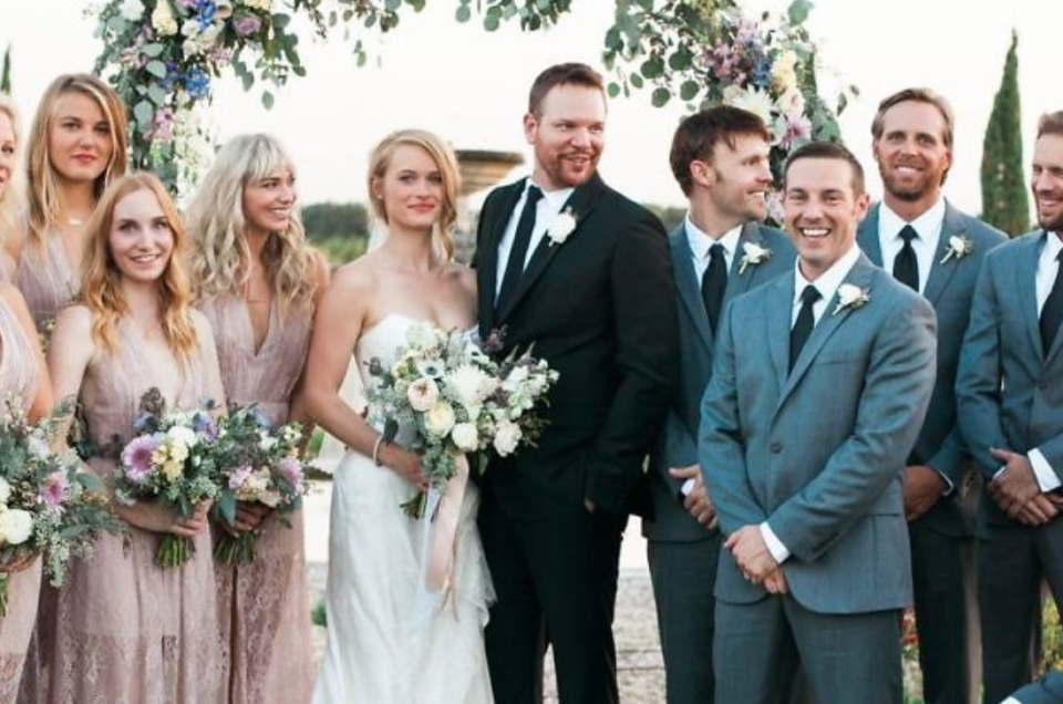 Jim & Leven's October Wedding
