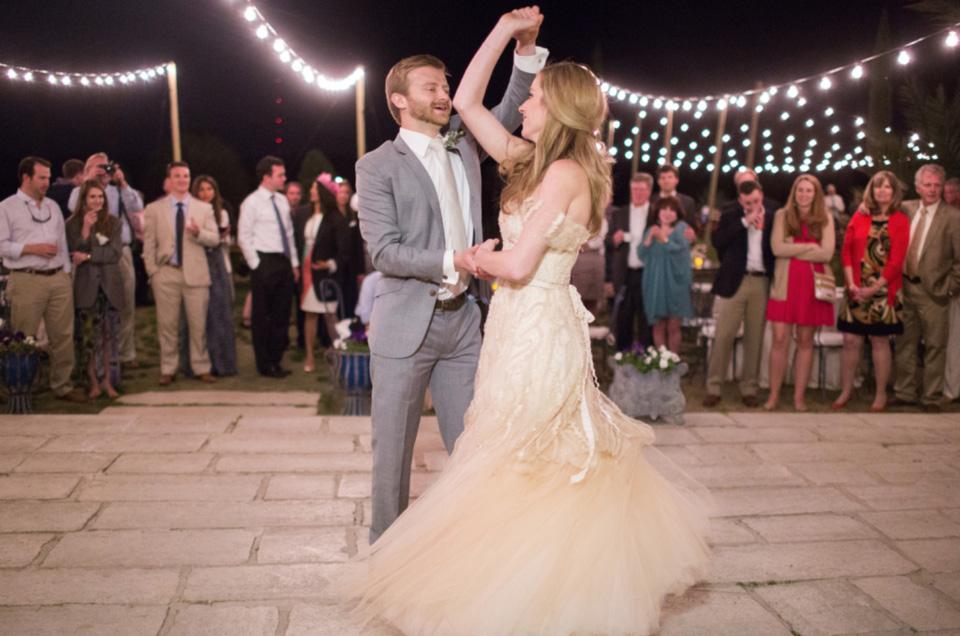 Chris & Paige's March Wedding