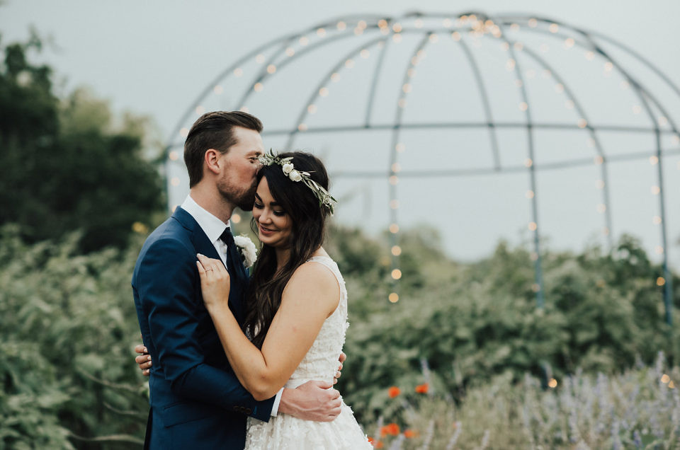 Jenna & Scott's April Wedding