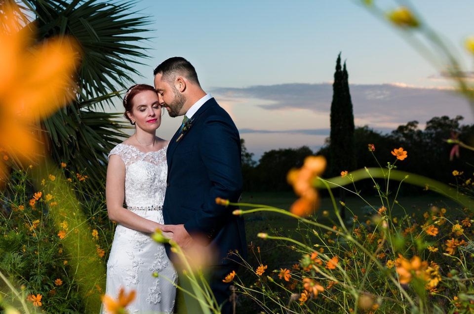 Kat & Clayton's September Wedding