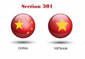 China Vietnam USTR Investigation