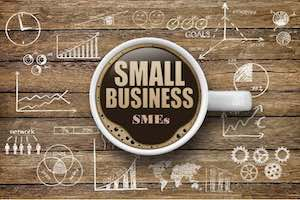 Small Business SME Amazon Intitiative