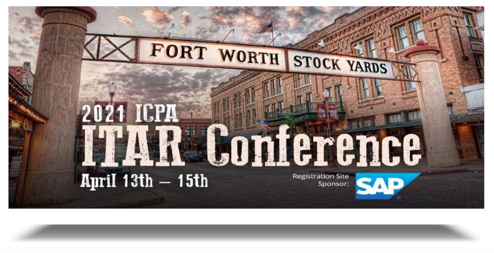 Join ICPA for the Spring ITAR Conference @ Spring Hill Suites