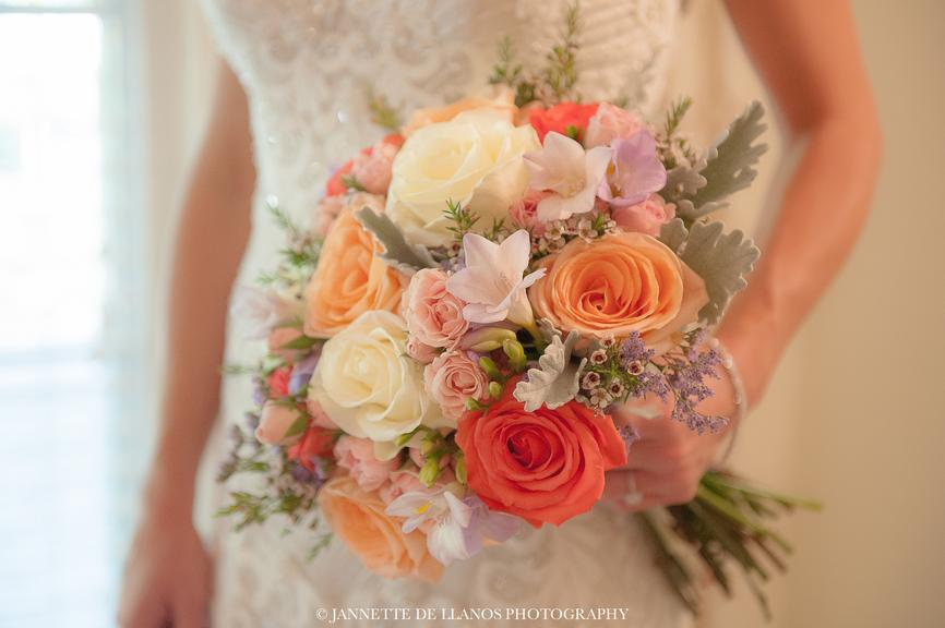Why Does a Bride Carry a Floral Bouquet?