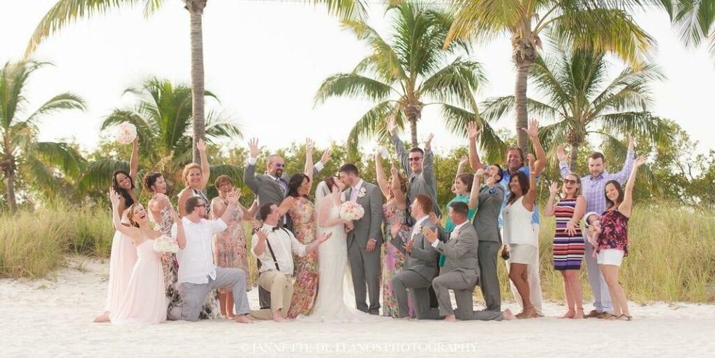 Florida Beach Wedding Attire