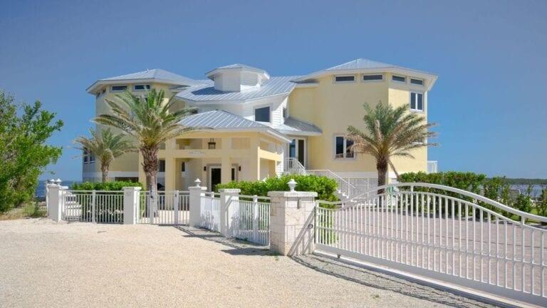 Florida Keys Beach House Wedding Venues