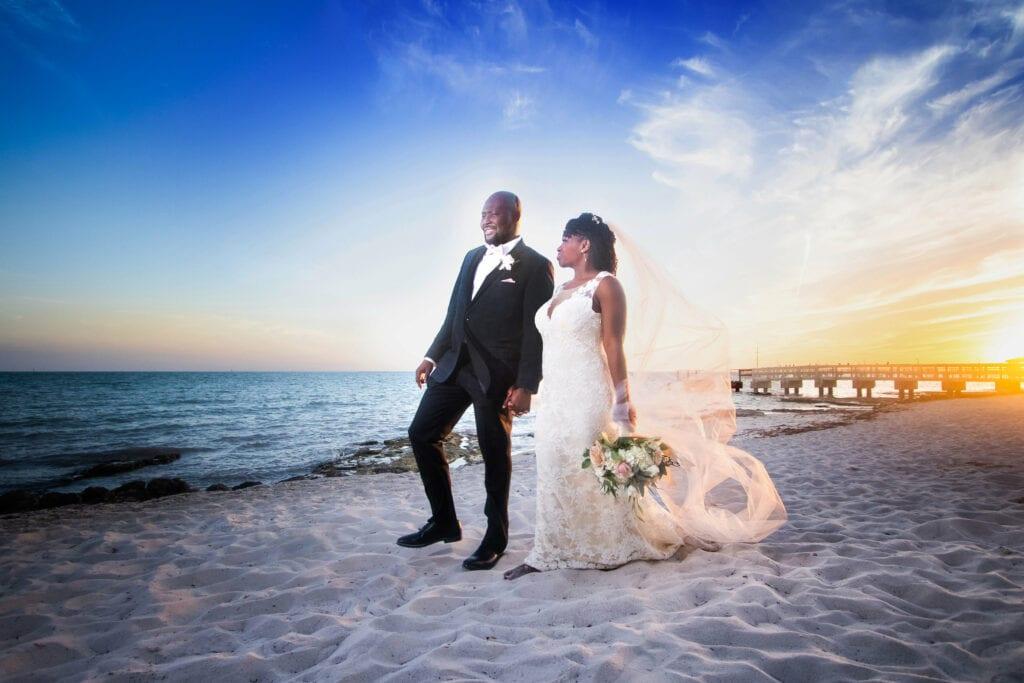 Key West Sunset Wedding Venue