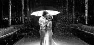 What to do when it rains for your outdoor wedding?