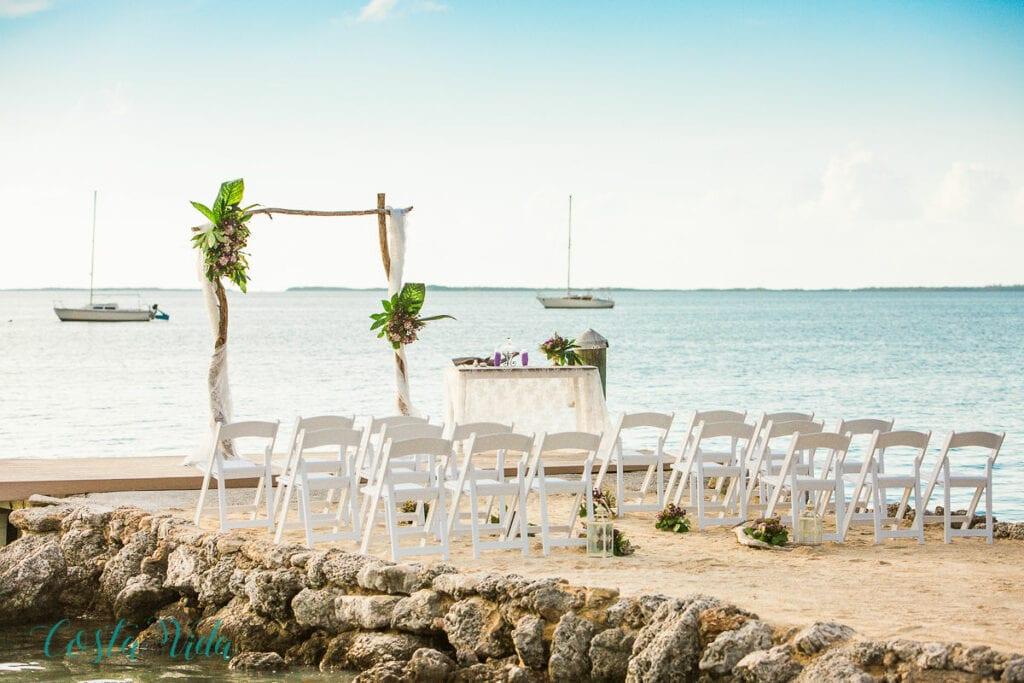 Bayside Inn Key Largo Wedding Venue