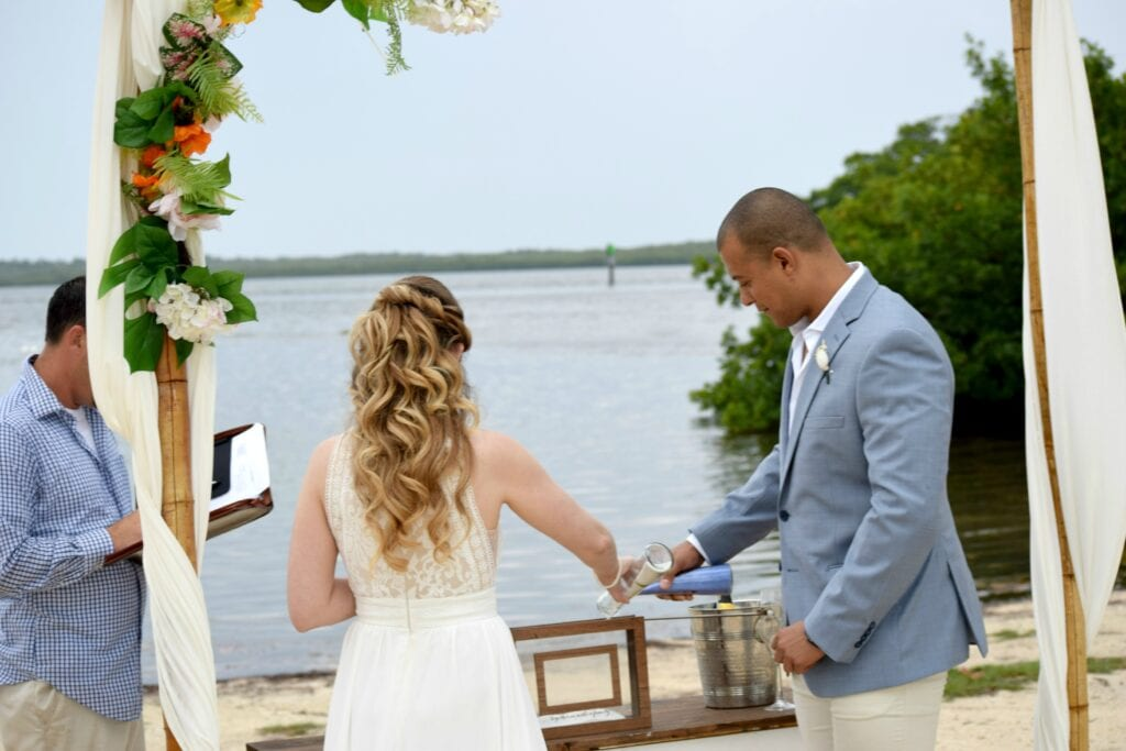 Far Beach Wedding Venue Florida Keys