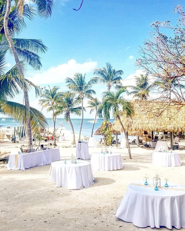 dream bay resort wedding venue