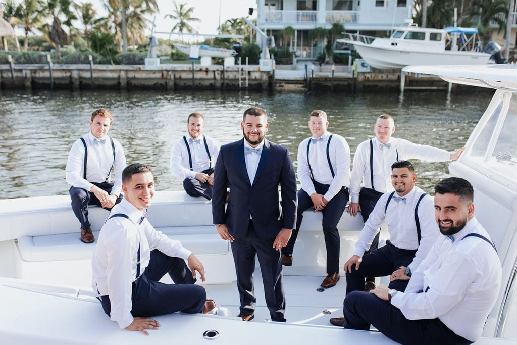 Florida Keys Destination Wedding at Southern Diversion Key largo