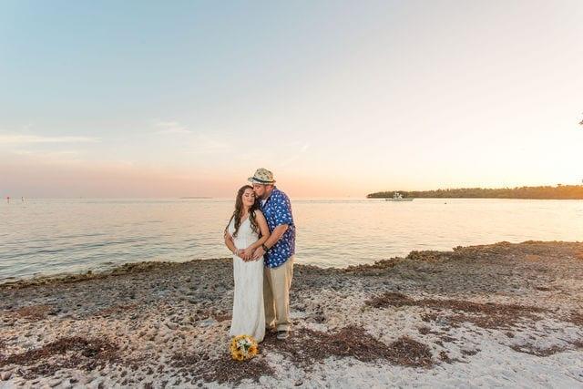 Real Weddings – Flamingo Package – Eryka & Michael
