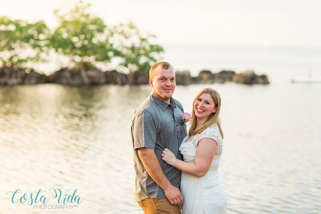 Key Largo Wedding Elopement at Rowells Park