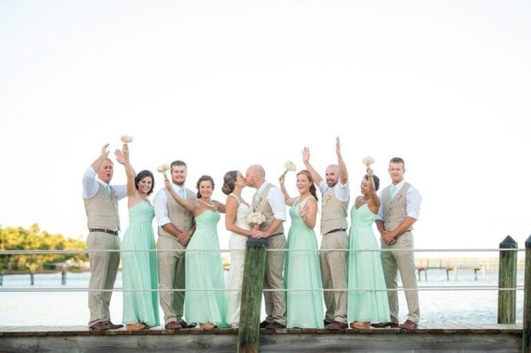 Wedding Venue at Sea Ranch Estate in Islamorada