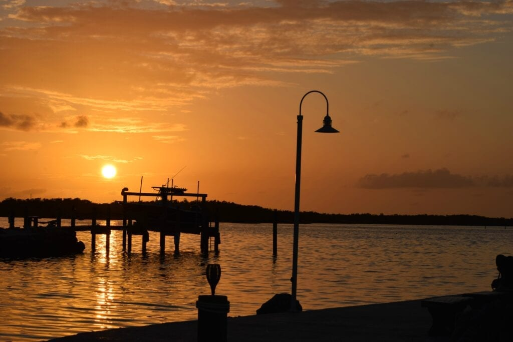 Real Wedding in Key Largo – High Tide Package – Joseph & Constance