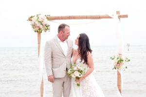 Smathers Beach Wedding in Key West, Florida