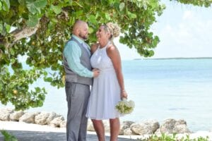 Real Wedding in Key Largo – Bradley & Radwa – Mangrove Package